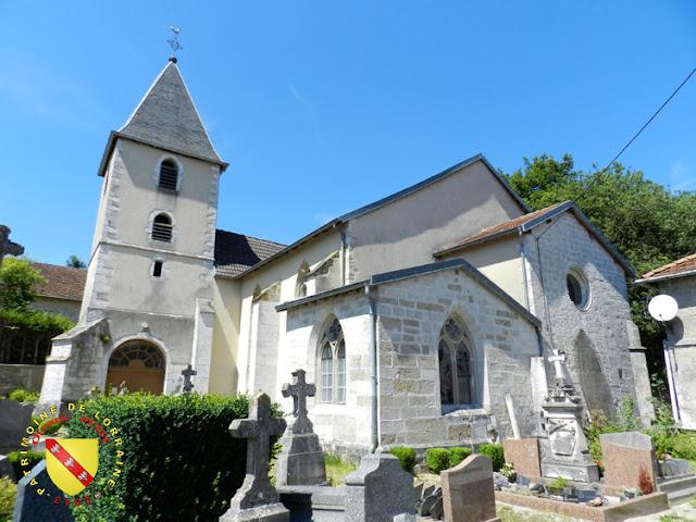 JAINVILLOTTE (88) - Eglise Saint-Michel