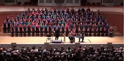 """Svizzera , cantano una canzone albanese all """"Accademia di Musica di Basilea"""""""