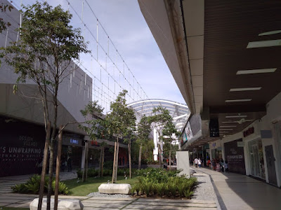 Pertama Kali Ke Design Village Pulau Pinang