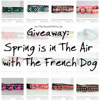 The French Dog giveaway