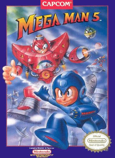 El Bunker De Recoil 25th Megaman Portadas De Juegos De Nes