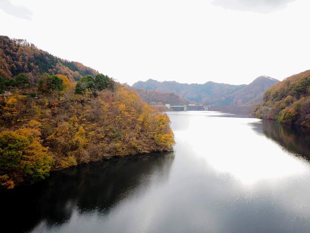 能泉湖 荒川ダム