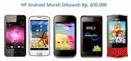 HP Android Murah Untuk BBM