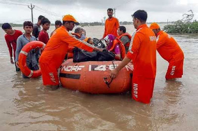 Central Assistance From NDRF