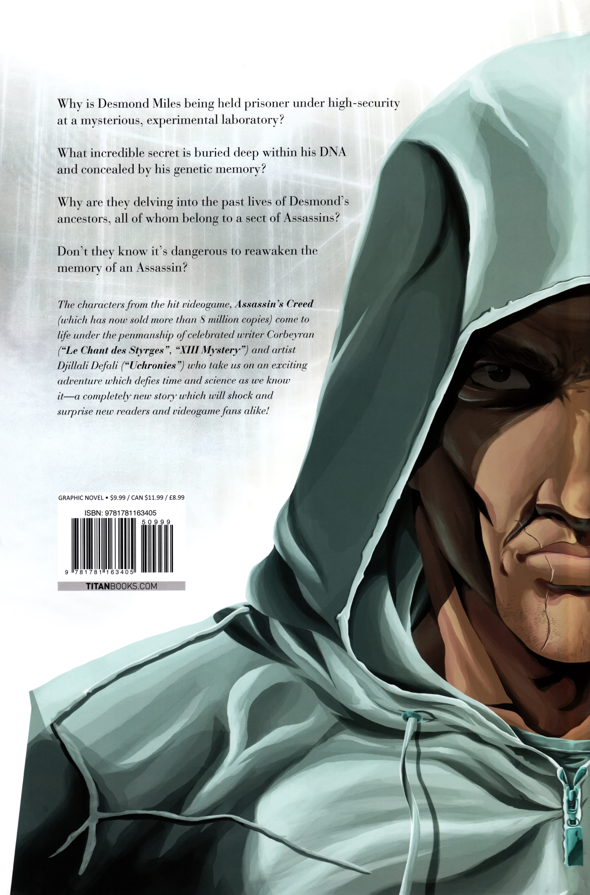 Read online Assassin's Creed (2012) comic -  Issue #1 - 56