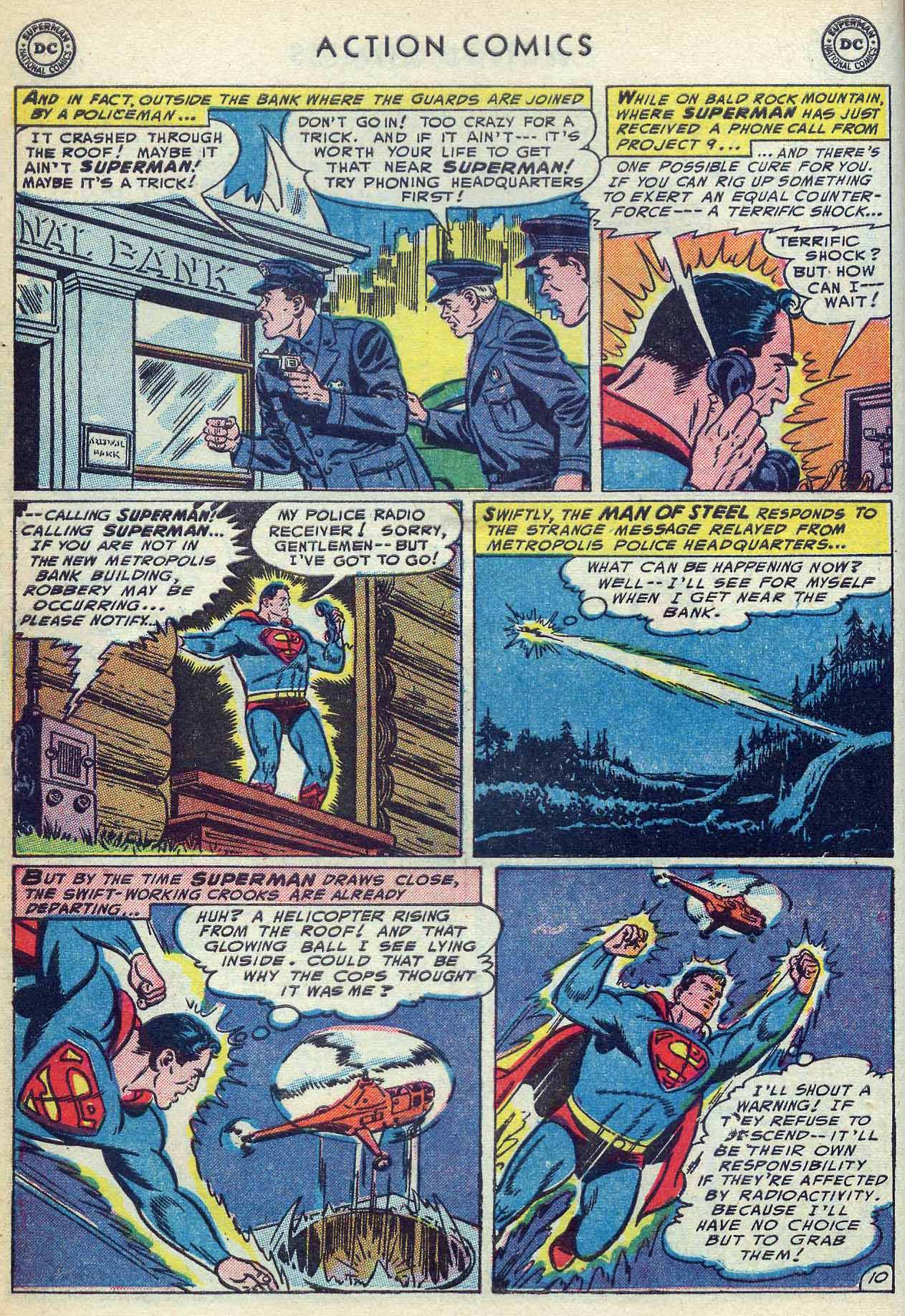 Action Comics (1938) 188 Page 11