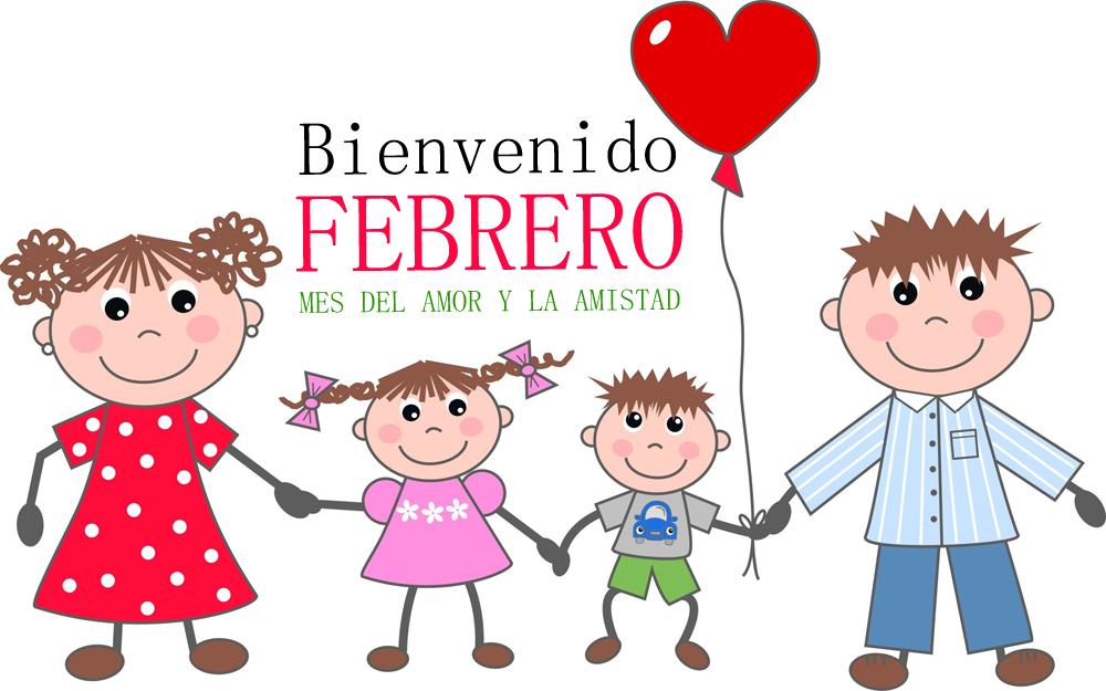 BANCO DE IMÁGENES: Bienvenido Febrero (Mes Del Amor) 12