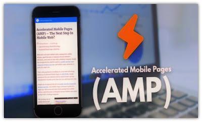 شرح ماهو AMP وكيفية اضافة AMP لموقعك