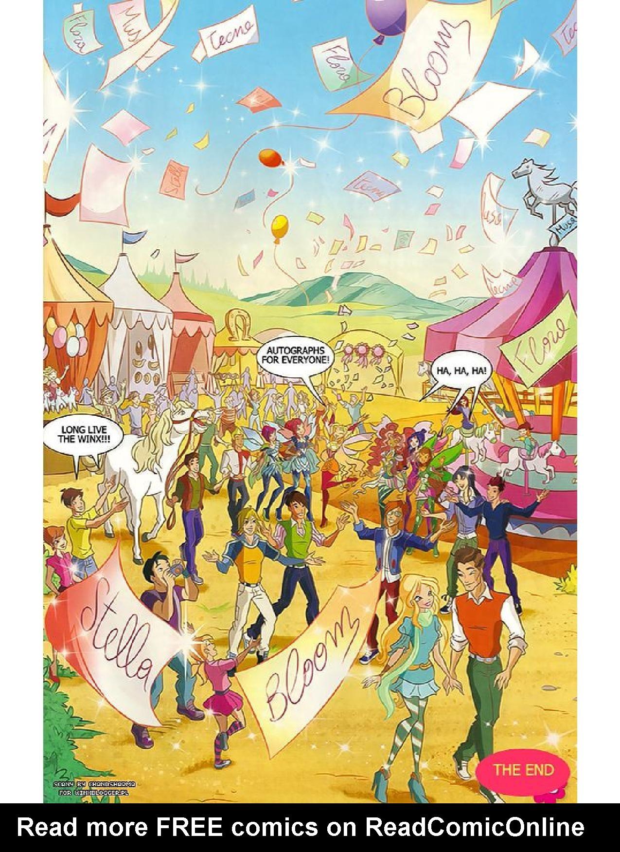 Winx Club Comic 124 Page 24
