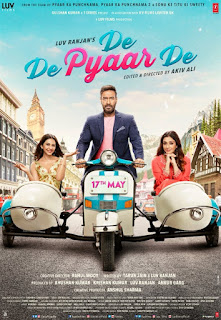 De De Pyaar De Budget, Screens & Box Office Collection India, Overseas, WorldWide