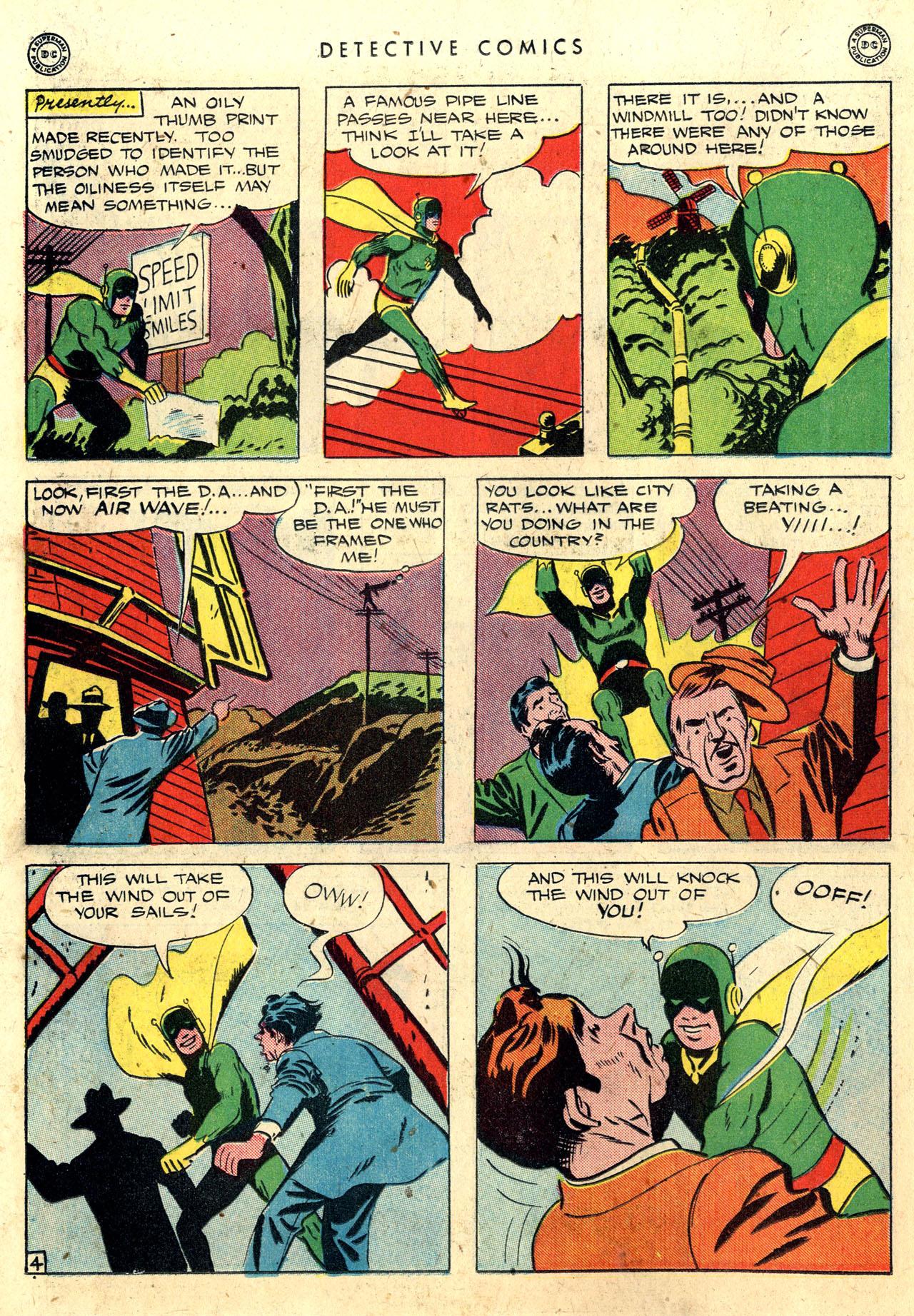 Read online Detective Comics (1937) comic -  Issue #112 - 20