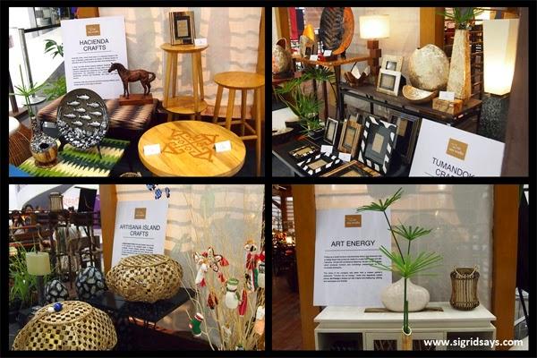 Negros Showroom - Bacolod handicraft - Philippine handicraft - Bacolod blogger - Bacolod souvenirs - social enterprise