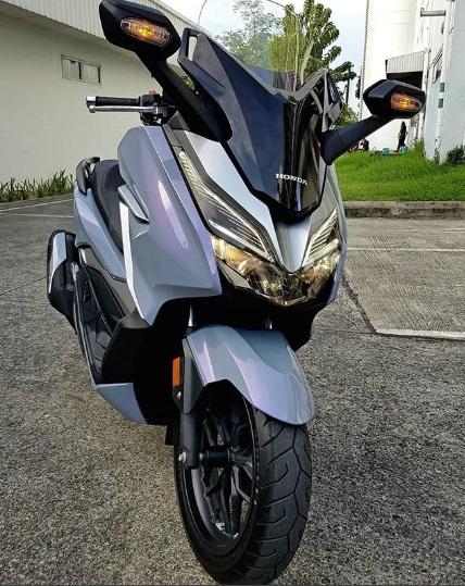Kredit Skema Angsuran Honda Forza 250