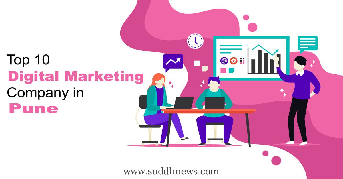 List of Top 13 Digital Marketing Companies in Pune ( Update 2019