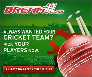 Join Fantasy Cricket League & Get Rs.250 Sign Up Bonus + Refer And Earn