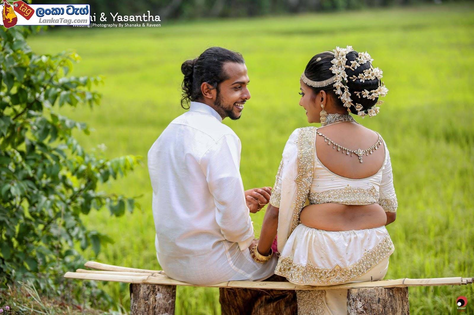 sri lankan wedding dress  22