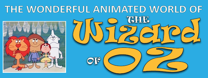 The Wonderful Animated World of The Wizard of Oz