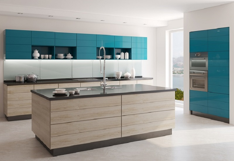 Glass Kitchen Splashbacks