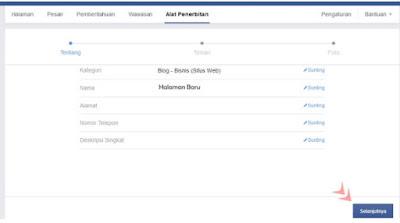 Merubah Akun Facebook Menjadi Fans Page sangatlah mudah