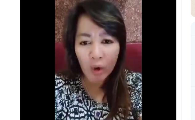 Berita Terkini ,Sering Hina Ustad Somad Hingga Cucu Nabi, Akun Media Sosial Dewi Tanjung Ditelan Bumi !