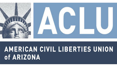 ACLU logo/poster