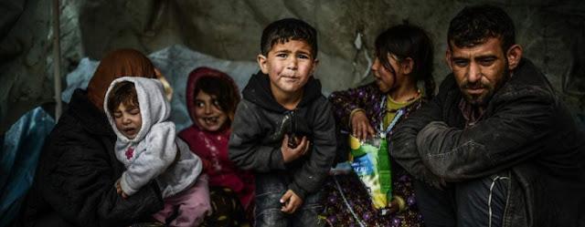 Σκόπια: «Ψώρα και ευλογιά καταγράφηκε στους πρόσφυγες»
