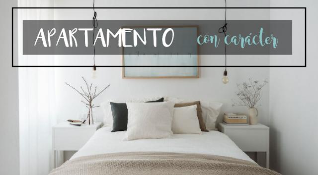 Apartamento de estilo nórdico by Habitan2 /Decoración handmade para hogar y eventos