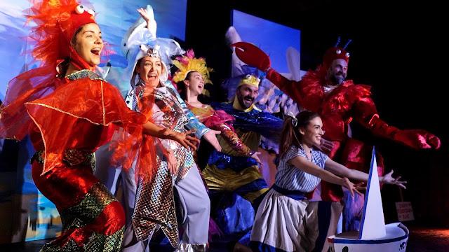 «Η Αλίκη στη χώρα των Ψαριών» κάνει στάση στο Ναύπλιο