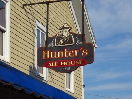 Teena In Toronto Hunter S Ale House Charlottetown Pei