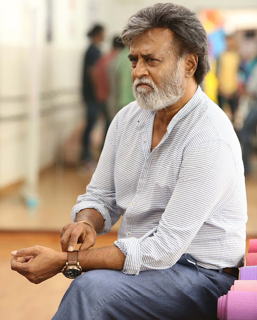 Rajanikanth Kabali Movie Latest Stills