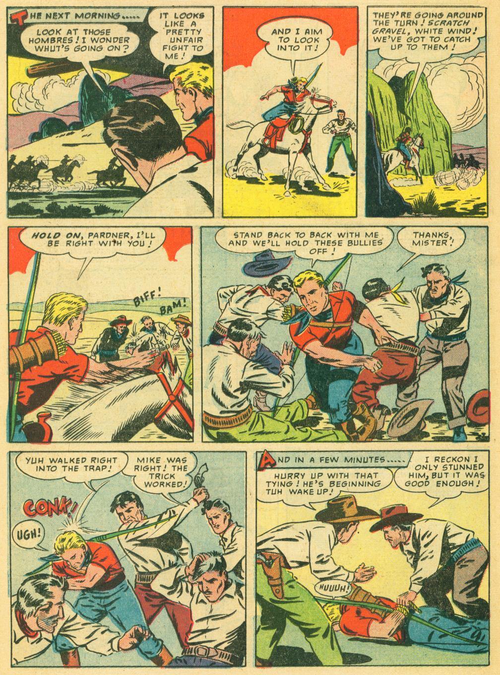WHIZ Comics issue 119 - Page 18