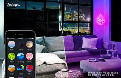 LIFX light bulb change the color of your room