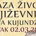 LUKAVAC - NAJAVA DOGAĐAJA - STAZA ŽIVOTA KNJIŽEVNIKA ATIFA KUJUNDŽIĆA