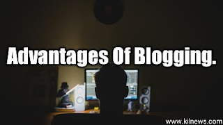 Top 10 Advantages Of Blogging