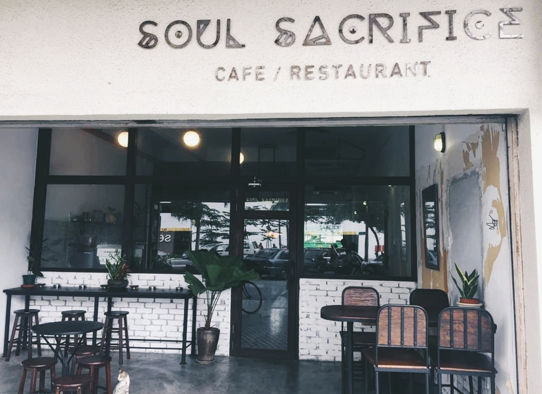 soul sacrifice your neighborhood cafe in desa pandan - jia shin lee