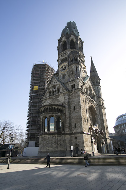 Gedächtniskirche-Berlino