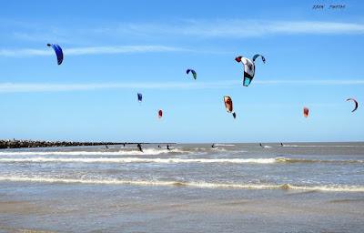 Kite Surf em Praia do Cassino