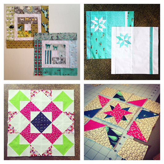 Join a Quilting Bee in 2015!