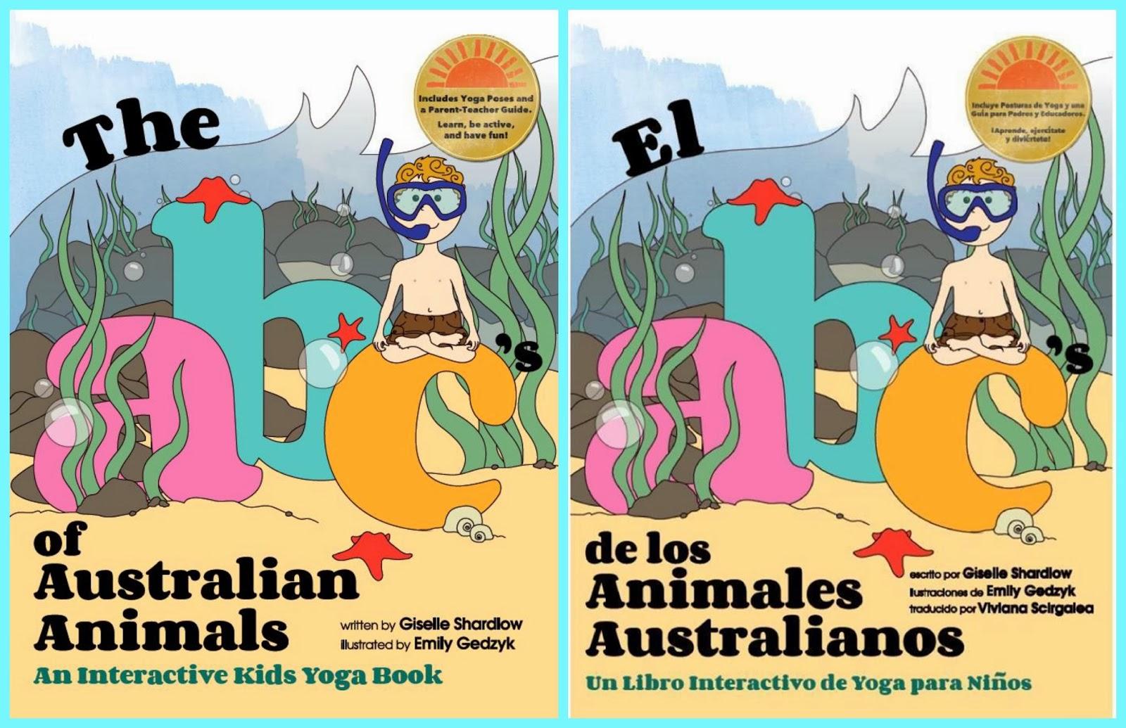 Crafty Moms Share: The abc's of Australian Animals: An