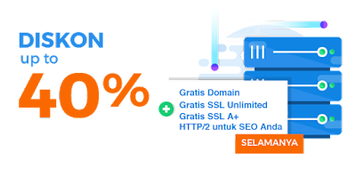 Ulasan Niagahoster Hosting dan Domain Unlimited