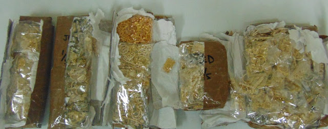 MAN STOPPED CARRYING GOLD ABOVE 3KG AT DAMMAM AIRPORT