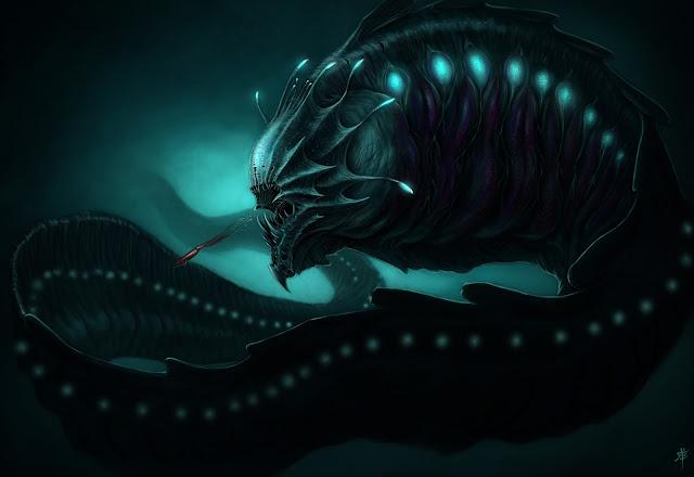 El monstruo marino mas grande jamas escuchado