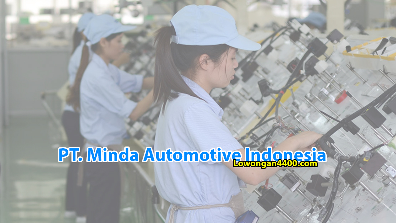 PT. Minda Automotive Indonesia