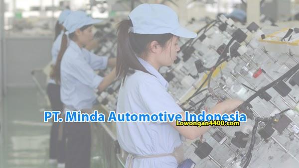 Lowongan Kerja PT. Minda Automotive Indonesia (PT MIA) KIIC Karawang