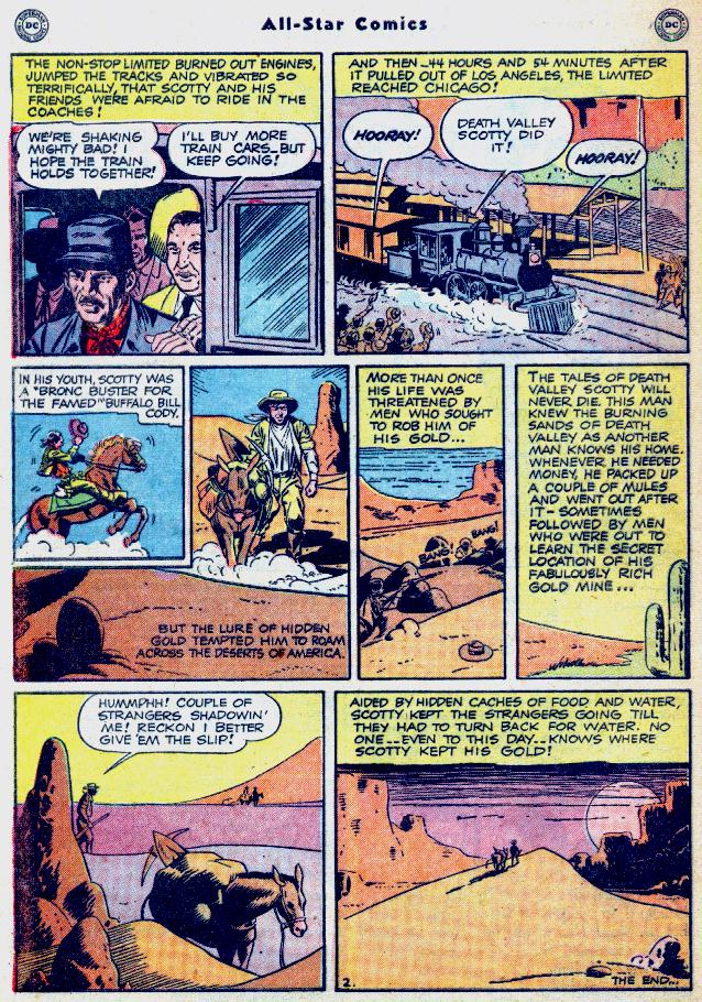 Read online All-Star Comics comic -  Issue #52 - 39