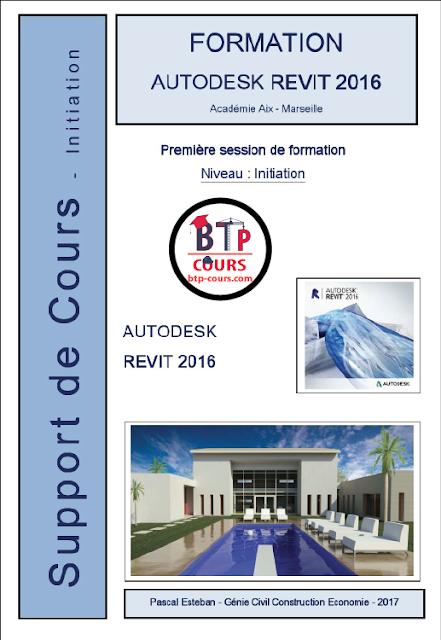 Formation Autodesk Revit 2016