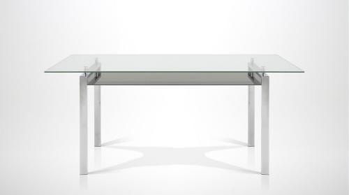 Meja Kaca Minimalis untuk Ruang Tamu - Rancangan Desain ...