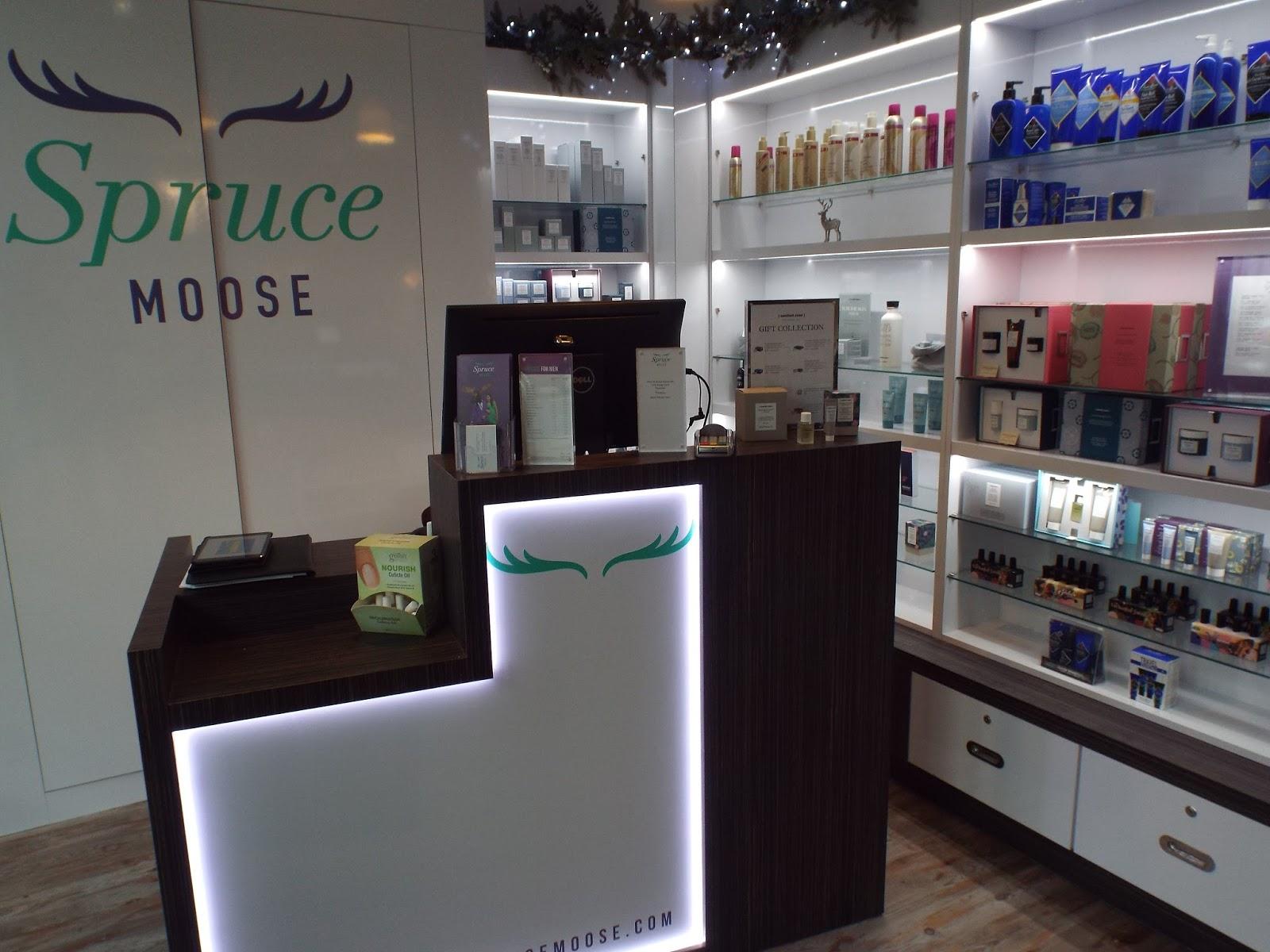 Spruce Moose Beauty Salon, Harrogate, Review