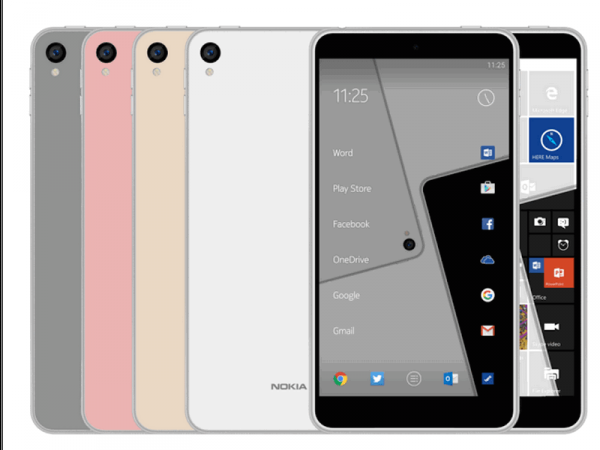 The alleged Nokia C1 Smartphone has made its way back online