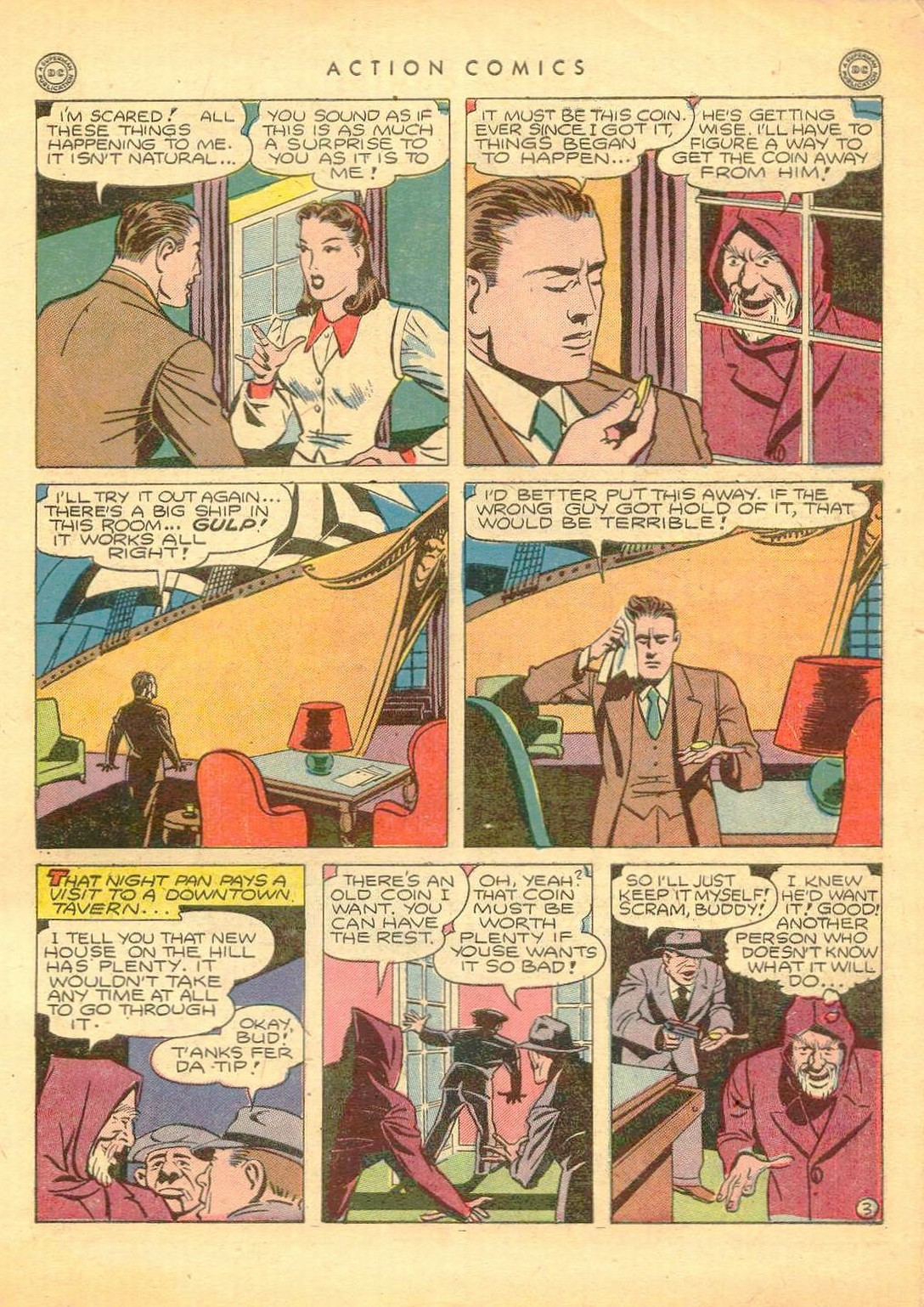 Action Comics (1938) 77 Page 43